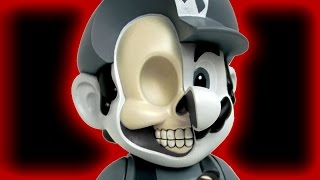 SPOOKY MARIO BROS. SKELETONS! - Gmod Super Mario Bros. Scary Horror Mod (Garry's Mod)