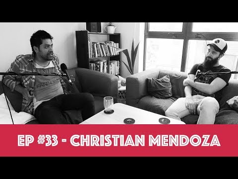 Christian Mendoza - Kind Of About Music Podcast #33