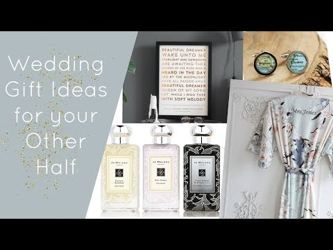 Bridal Party Gift Guide: Ideas for Groomsmen, Bridesmaids, Parents and Guests! from YouTube · Duration:  15 minutes 15 seconds