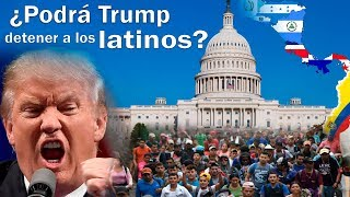 ¿Inmigración masiva? : E.E.U.U. será un país hispano
