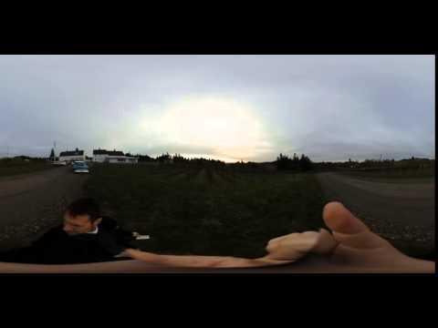 360 VR video of Oswego Hills Vineyard in Lake Oswego, OR