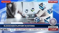 KCN: Nasdaq with blockchain in Estonia