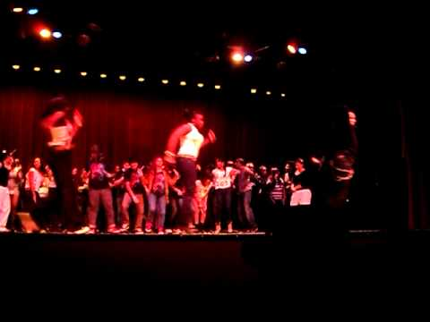 Chris Brown - Yeah 3x dance Choreography