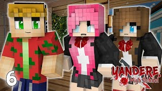 HE WROTE THIS?!   Yandere High School [S2:Ep.6 Minecraft Roleplay]