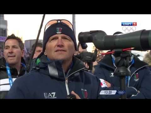 Олимпийские игры 2014. Биатлон. Смешанная эстафета