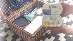 Parhaat piknikeväät ja vinkit piknikkorin täyttöön / How to pack for a picnic
