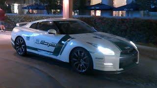 Dubai Police Supercars !