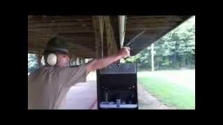 USMC Pistol Team member shoots a .480 Ruger