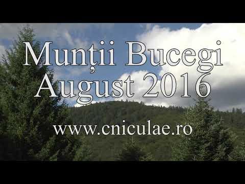 Visit Romania - Muntii Bucegi (Bucegi Mountains) - August 2016
