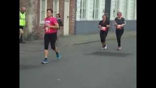 Urban Trail Brugge (19/10/14)