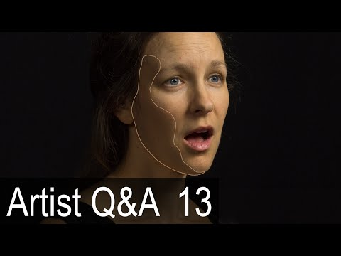 The Secret to Drawing Well & more – Ep.13 Oil Painting Q&A with Mark Carder