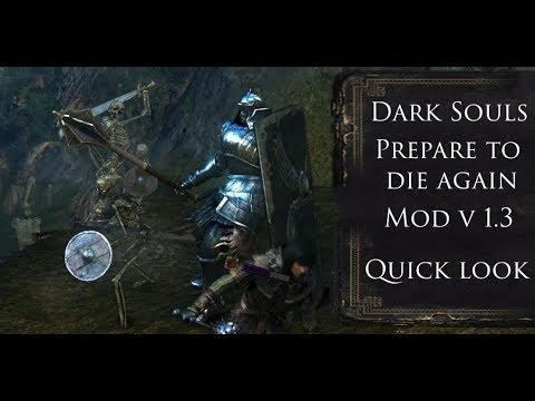 Злобный мод для Dark Souls перемещает все костры, всех противников и НПС