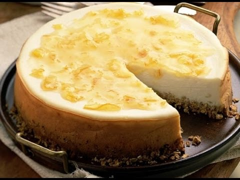 How to make homemade cheesecake from scratch
