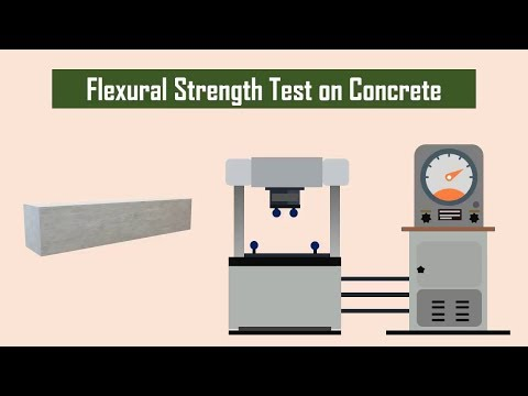 How To Determine Flexural Strength Test Of Concrete || Laboratory Concrete Test #3
