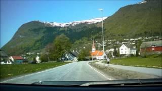 Kjørnes-Bøyabreen-Eiksundtunnelen-Runde