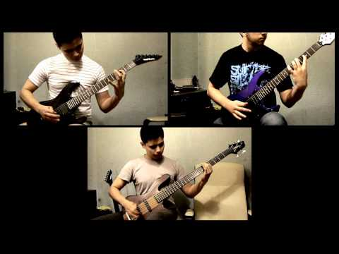 Parkway Drive - Idols and Anchors (Guitars & Bass cover)