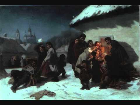 "Mykola Leontovych - ""Shchedryk"" (""Carol of the Bells"")"