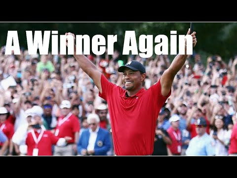 TIGER WOODS | A Winner Again | 2018 Comeback Movie