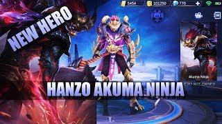 Download Video 🔴[LIVE]Joki Hanzo 'Akumah Ninja atu'  Gak pake emblem juga Rank terus MP3 3GP MP4
