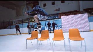 Имиджевый Видео ролик ледового дворца  Эллэй боотур.