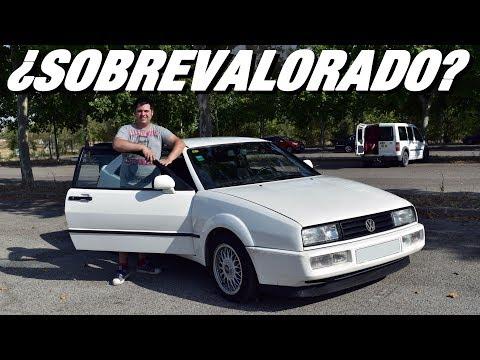 El Nuevo Volkswagen Corrado G60 De Félix 😳 ¿Una Decepción Con Compresor?