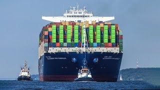 Top 10 Con Tàu Lớn Nhất Trên Thế Giới