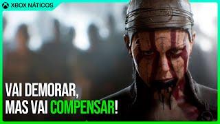 Senua's Saga: Hellblade II vai ficar ESPETACULAR no Xbox Series X   S