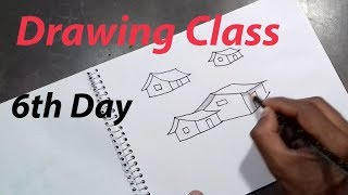 Drawing Class, 6th Day