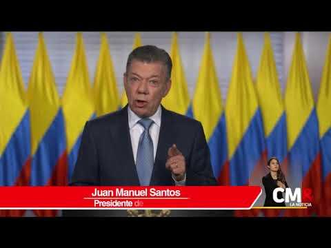 Pdte. Santos anuncia ingreso de Colombia a la OTAN