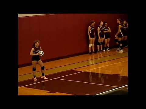 NCCS - Plattsburgh Volleyball  9-7-12