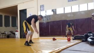 Ivailo Georgiev Kettlebell 300 Challenge (ATILA-Stara Zagora)