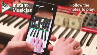 Instant Musician Play Demo