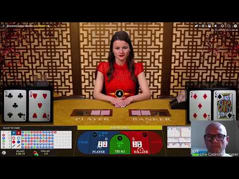 Evolution Live Baccarat Review A Review Of All Live Baccarat Games Youtube