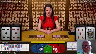 Evolution Live Baccarat Review - A review of all Live Baccarat Games