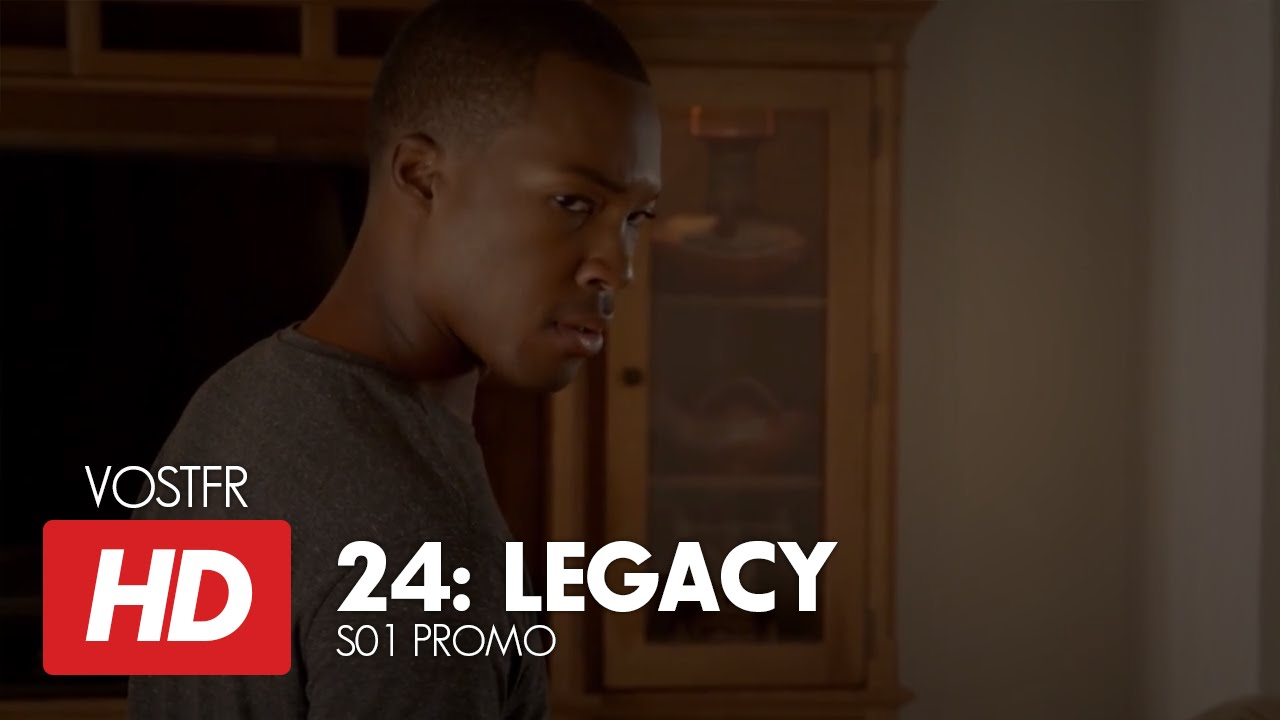 24 legacy s01 promo vostfr hd youtube. Black Bedroom Furniture Sets. Home Design Ideas