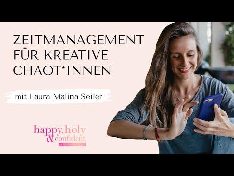 Zeitmanagement für kreative Chaoten - Ein Blick hinter die Kulissen mit Bestseller Autorin...
