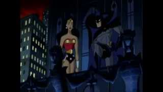 [Justice League] Бэтмен и Чудо-женщина.