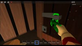 Roblox Hello Neighbor How to get white key with you.