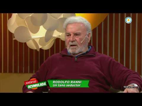 Rodolfo Ranni en Juventud Acumulada (1 de 3)