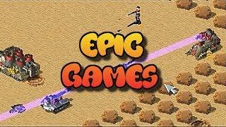 Epic Matches | Small Map Oil in Center | Red Alert 2 Yuri's Revenge Online Multiplayer