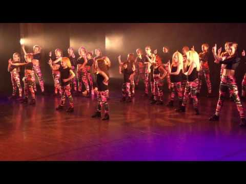 Rydbergs Dance Academy,  Uptown Funk
