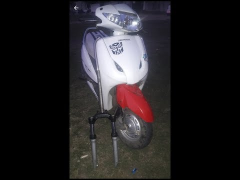 T W G EP: 17| (project White Rabbit) How To Modify Honda Activa Front Suspension.