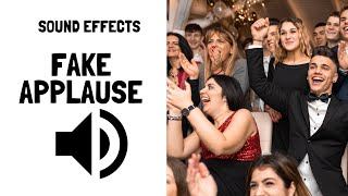 Fake Applause Sound Effects No Copyright Music Free Download for YouTube