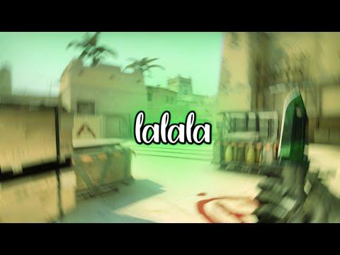lalala 👾 (csgo fragmovie)