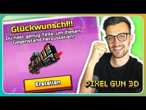 Revolver Scharfschützen Gewehr! Alle 250 Teile!   Pixel Gun 3D