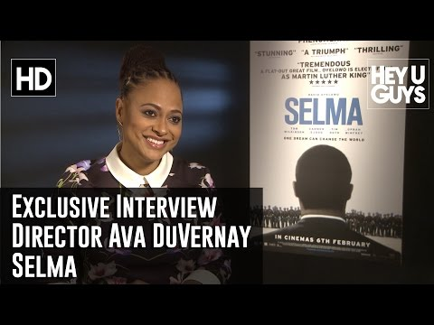 Director Ava DuVernay Exclusive Interview - Selma