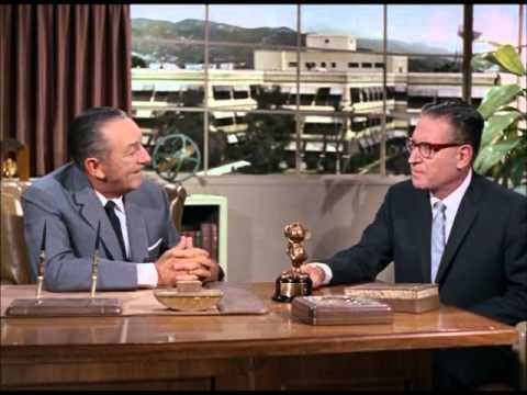"Walt Disney previews ""Mary Poppins"" with Bob Selig"