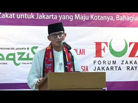Sekolah Amil Indonesia kerja sama antara Forum Zakat Wilayah (Fozwil) Jakarta dan Bazis DKI Jakarta