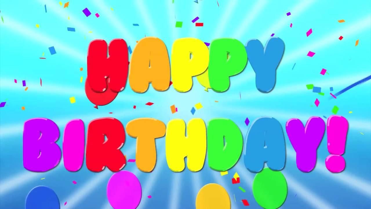 Happy Birthday Lucy Youtube