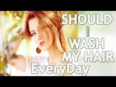 Should I Wash My Hair Everyday | How Often Should I Wash My Hair | This Video make It Possible